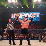 Samoa Joe Televison champ