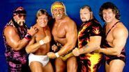 Survivor Series 1987 - Hogans team