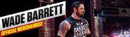 Wade Barrett merch