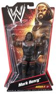 WWE Series 2 Mark Henry