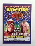 Halloween Havoc 1994 Magnet
