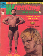 Wrestling Revue - November 1967