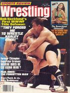 Sports Review Wrestling - July 1978