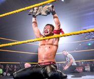 Shinsuke Nakamura 2 NXT Champion