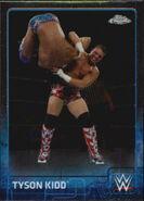 2015 Chrome WWE Wrestling Cards (Topps) Tyson Kidd 73