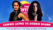 Sammii Jayne vs. Debbie Sharp