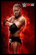 Triple H WWE2K15