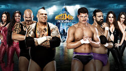 WM 29 6 Man Tag Match