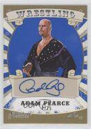 2016 Leaf Signature Series Wrestling Adam Pearce 3