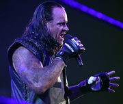 Undertaker ring talk