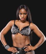 22 Smackdown - Naomi