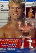 Brian Pillman (WCW Galoob)