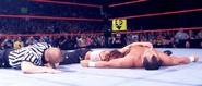 Raw 2-19-01 Lita pins Dean Malenko