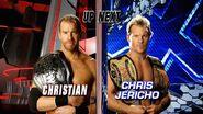 Christian vs Chris Jericho