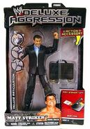 WWE Deluxe Aggression 15 Matt Striker