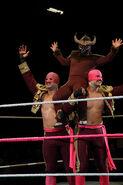 WWE House Show (Oct 4, 14' no.1) 2