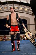 Chase Owens with Belt