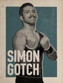 Simon Gotch - WWE 2K17