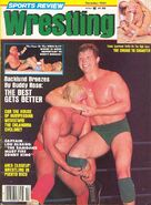Sports Review Wrestling - December 1982