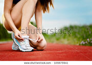 Stock-photo-runner-trying-running-shoes-getting-ready-for-jogging-105675941