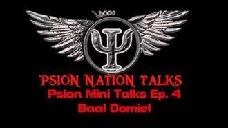 Psion Mini Talks Season 1.5 Episode 5 - The Codex