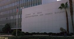 Psycho 2 courts building