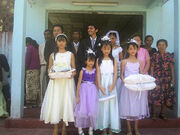 East Timor hakka wedding