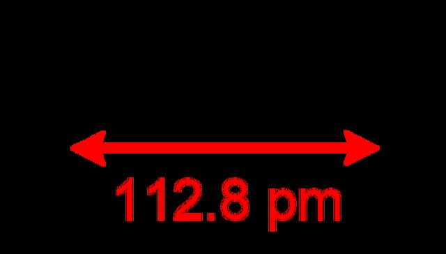 File:Carbon-monoxide-2D-dimensions.png