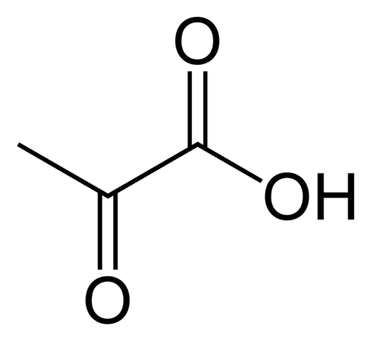 File:Pyruvic-acid-2D-skeletal.png