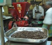 Chennai filter coffee shop