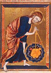 God the Geometer