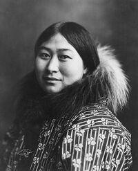 Inuit women 1907