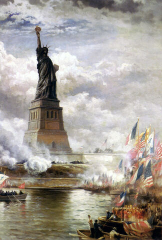 File:EdwardMoran-UnveilingTheStatueofLiberty1886Large.jpg