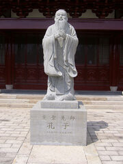 Confuciusstatue