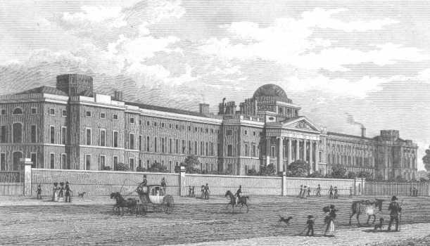 File:Bethlem Hospital in St George's Fields by Thomas Shepherd.jpg