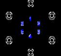 Inositol structure