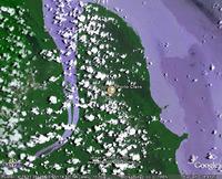 PortoClaro mapa satelite.png