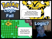 Pokemon logic fail by tagged in scars-d5vqn4x
