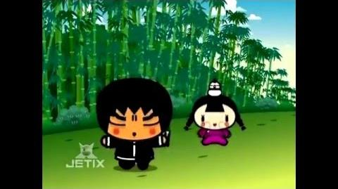 Pucca Funny Love Season 1-Ep8-Pt2-Armour Plated Love