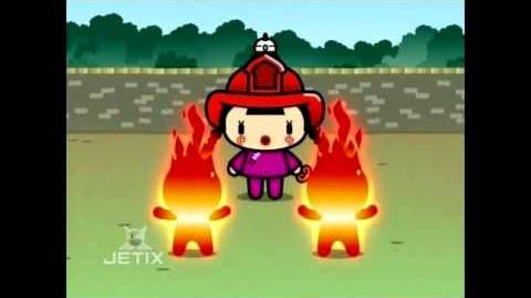 Pucca Funny Love Season 1-Ep21-Pt3-Four Alarm Fire
