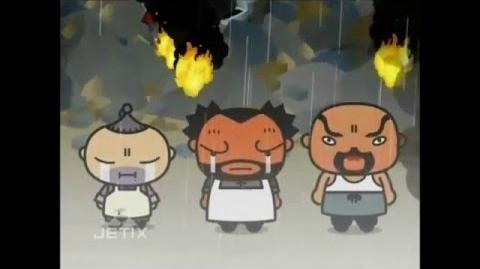 Pucca Funny Love Season 1-Ep15-Pt2-Feud Fight