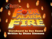 Fouralarmfire
