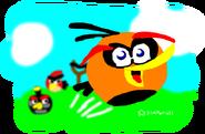 638px-Orange bird drawing