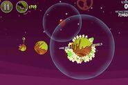 Angry Birds Space - Utopia level 4-10