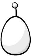 Egg space