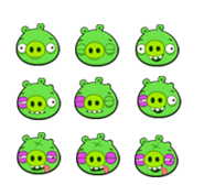 Small sprites