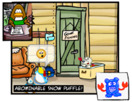 Abominable Snow Puffle
