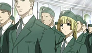 Alice joining military