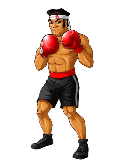 Piston hondo punch out wiki fandom powered by wikia for What is a punch out list