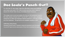 Doc Louis's Punch-Out!!